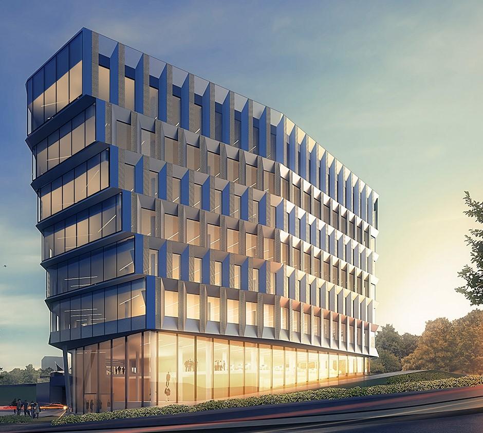 uutta modernia valoisaa toimistotilaa Keilaniemessä