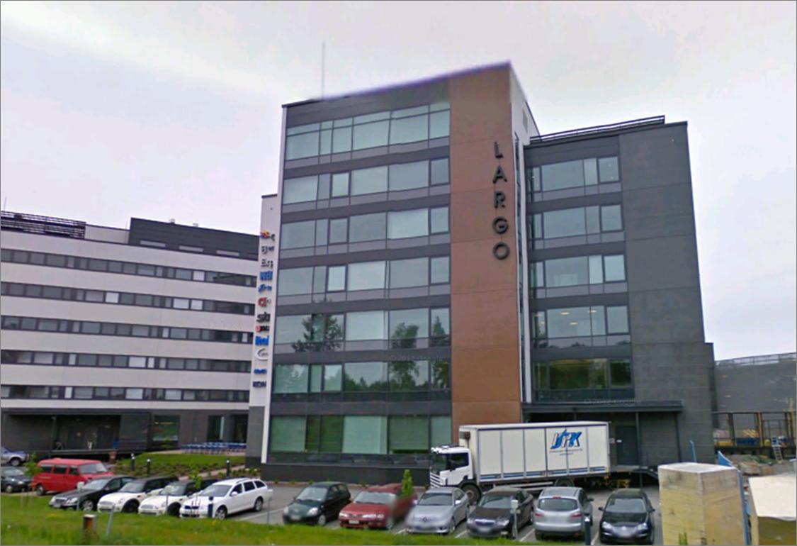 vapaata business park toimistotilaa vantaalla Aviapolis Äyritie