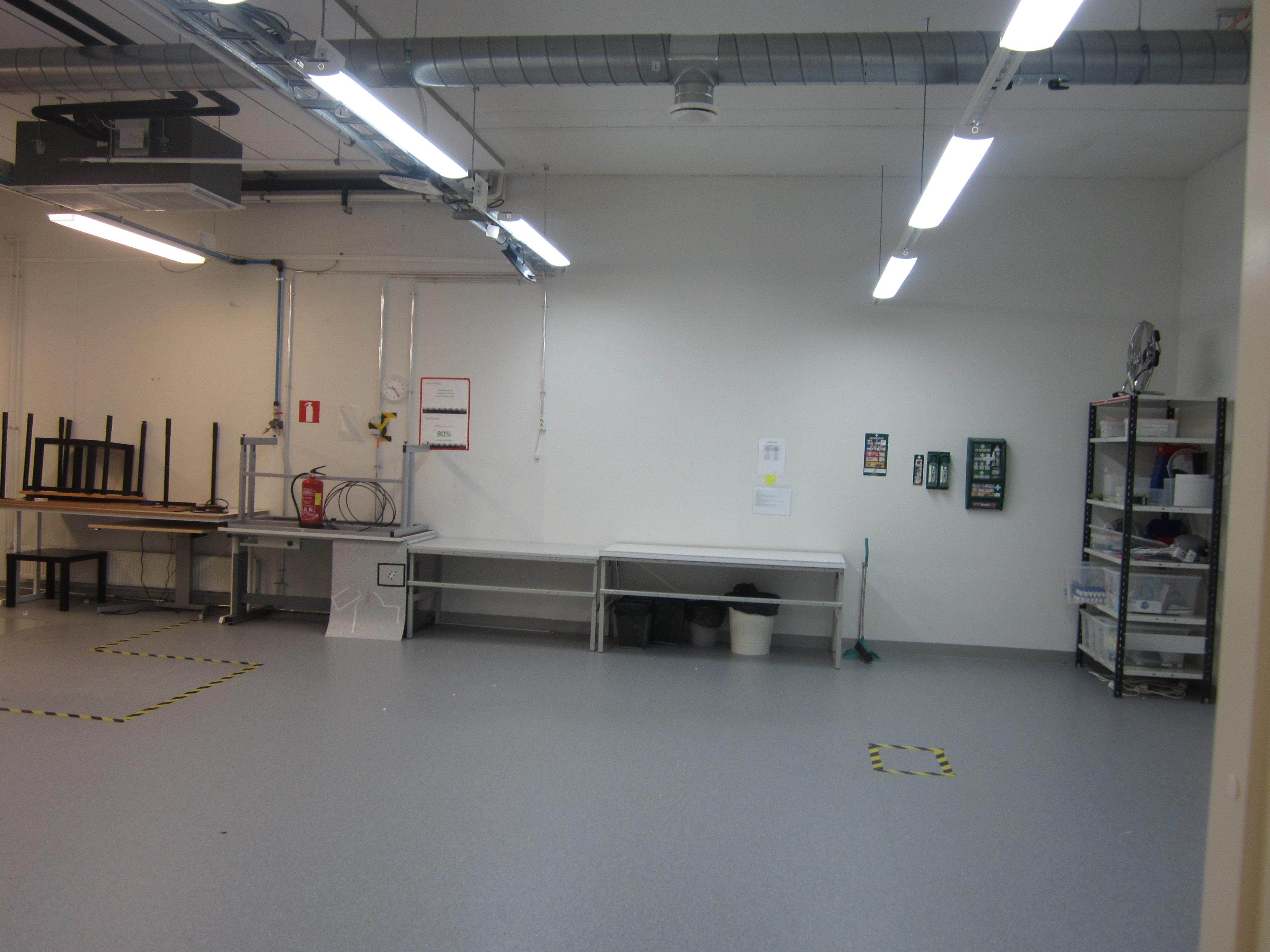 vapaa varastotila tuotantotila espoo keilaranta