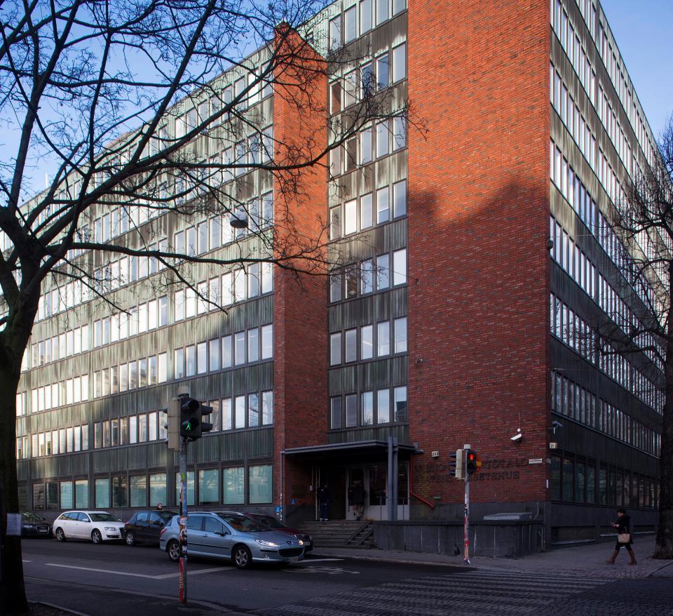vapaa korkea industrial toimistotila helsingin keskustassa punavuoressa