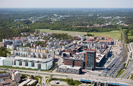 Toimitilat Helsingissä